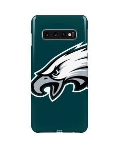 Philadelphia Eagles Large Logo Galaxy S10 Plus Lite Case