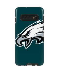 Philadelphia Eagles Large Logo Galaxy S10 Pro Case