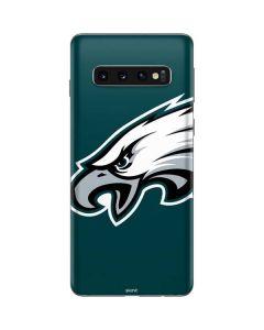 Philadelphia Eagles Large Logo Galaxy S10 Skin