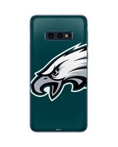 Philadelphia Eagles Large Logo Galaxy S10e Skin