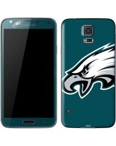 Philadelphia Eagles Large Logo Galaxy S5 Skin