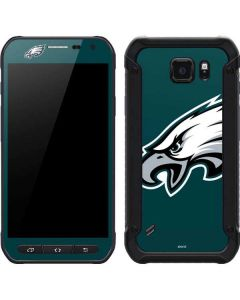 Philadelphia Eagles Large Logo Galaxy S6 Active Skin