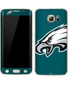 Philadelphia Eagles Large Logo Galaxy S6 edge+ Skin