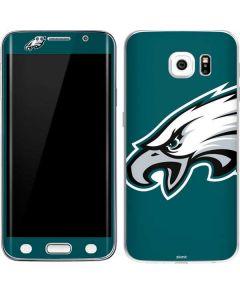 Philadelphia Eagles Large Logo Galaxy S6 Edge Skin