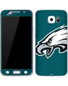 Philadelphia Eagles Large Logo Galaxy S6 Skin