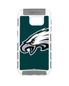Philadelphia Eagles Large Logo Galaxy S7 Cargo Case