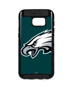 Philadelphia Eagles Large Logo Galaxy S7 Edge Cargo Case