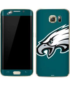 Philadelphia Eagles Large Logo Galaxy S7 Edge Skin
