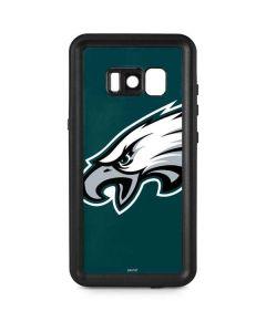Philadelphia Eagles Large Logo Galaxy S8 Plus Waterproof Case