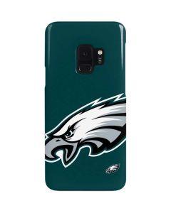 Philadelphia Eagles Large Logo Galaxy S9 Lite Case