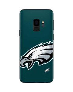 Philadelphia Eagles Large Logo Galaxy S9 Skin