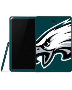 Philadelphia Eagles Large Logo Samsung Galaxy Tab Skin