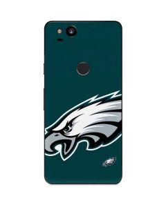 Philadelphia Eagles Large Logo Google Pixel 2 Skin