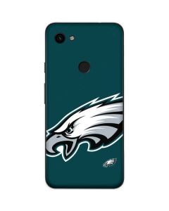 Philadelphia Eagles Large Logo Google Pixel 3a Skin