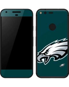 Philadelphia Eagles Large Logo Google Pixel Skin