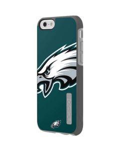Philadelphia Eagles Large Logo Incipio DualPro Shine iPhone 6 Skin