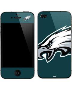 Philadelphia Eagles Large Logo iPhone 4&4s Skin