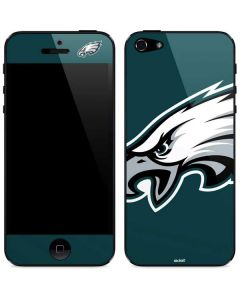 Philadelphia Eagles Large Logo iPhone 5/5s/SE Skin