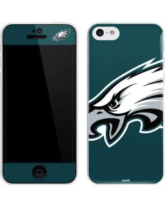 Philadelphia Eagles Large Logo iPhone 5c Skin
