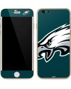 Philadelphia Eagles Large Logo iPhone 6/6s Skin