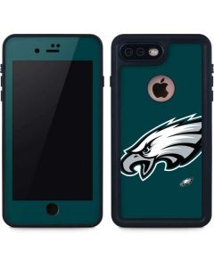 Philadelphia Eagles Large Logo iPhone 8 Plus Waterproof Case