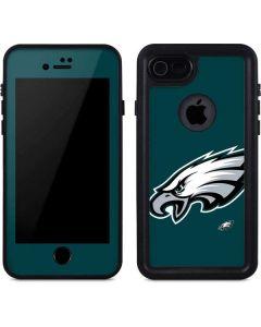 Philadelphia Eagles Large Logo iPhone 8 Waterproof Case