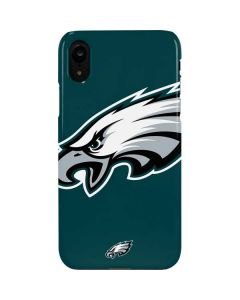 Philadelphia Eagles Large Logo iPhone XR Lite Case