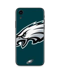 Philadelphia Eagles Large Logo iPhone XR Skin
