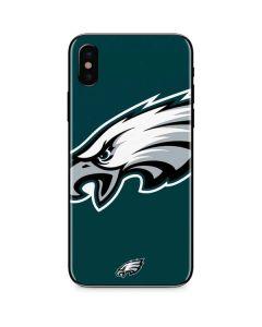 Philadelphia Eagles Large Logo iPhone XS Max Skin