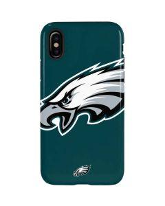 Philadelphia Eagles Large Logo iPhone XS Pro Case