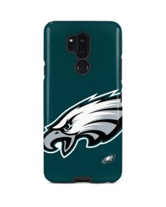 Philadelphia Eagles Large Logo LG G7 ThinQ Pro Case