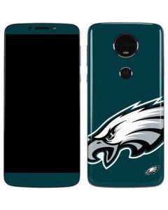 Philadelphia Eagles Large Logo Moto E5 Plus Skin