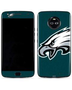 Philadelphia Eagles Large Logo Moto X4 Skin