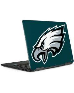 Philadelphia Eagles Large Logo Notebook 9 Pro 13in (2017) Skin