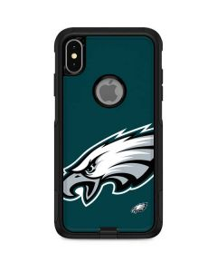 Philadelphia Eagles Large Logo Otterbox Commuter iPhone Skin