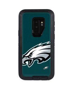 Philadelphia Eagles Large Logo Otterbox Defender Galaxy Skin