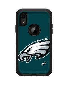 Philadelphia Eagles Large Logo Otterbox Defender iPhone Skin