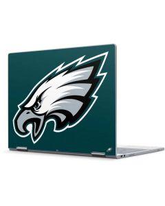 Philadelphia Eagles Large Logo Pixelbook Skin