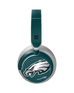 Philadelphia Eagles Large Logo Surface Headphones Skin