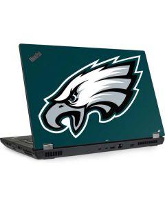 Philadelphia Eagles Large Logo Lenovo ThinkPad Skin
