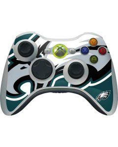 Philadelphia Eagles Large Logo Xbox 360 Wireless Controller Skin