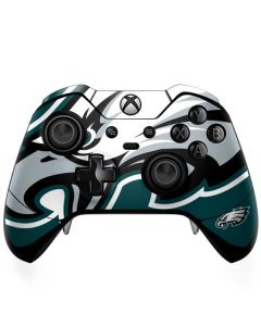Philadelphia Eagles Large Logo Xbox One Elite Controller Skin