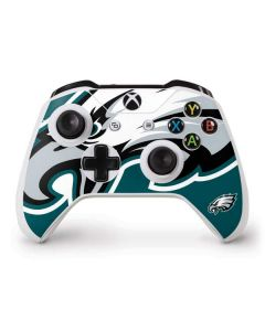 Philadelphia Eagles Large Logo Xbox One S Controller Skin