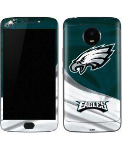Philadelphia Eagles Moto E4 Plus Skin