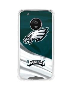 Philadelphia Eagles Moto G5 Plus Clear Case