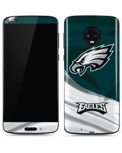 Philadelphia Eagles Moto G6 Skin