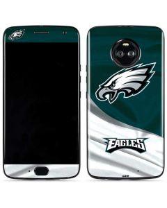 Philadelphia Eagles Moto X4 Skin