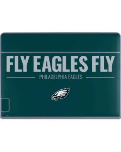Philadelphia Eagles Team Motto Galaxy Book Keyboard Folio 12in Skin