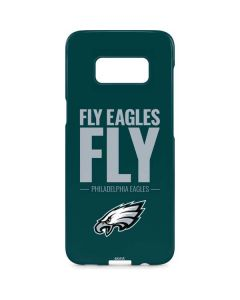 Philadelphia Eagles Team Motto Galaxy S8 Plus Lite Case