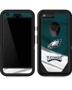 Philadelphia Eagles Otterbox Defender Pixel Skin